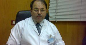 الدكتور نصيف الحفناوي وكيل وزارة الصحة بالقليوبية