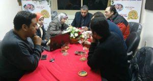اجتماع نقابة الصيادلة فى الاسكندرية