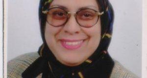 الدكتورة سلوى سمير عميد كلية التمريض بجامعة عين شمس