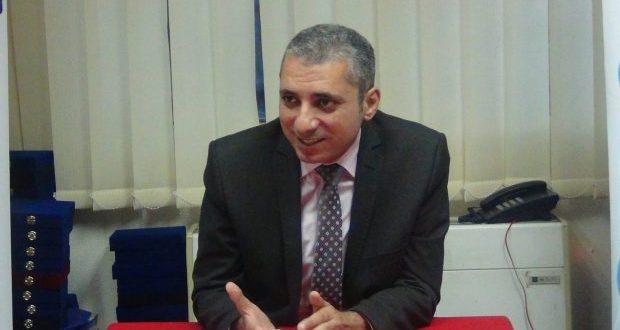 دكتور محمد أنسى الشافعى نقيب صيادلة الإسكندرية