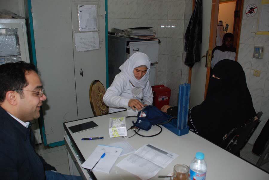 Photo of تقديم الخدمات الطبية لـ 2 مليون امرأة ضمن مبادرة دعم صحة المرأة