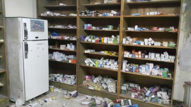 صورة ضبط آلاف عبوات الأدوية المهربة والمنتهية الصلاحية بالقاهرة والجيزة