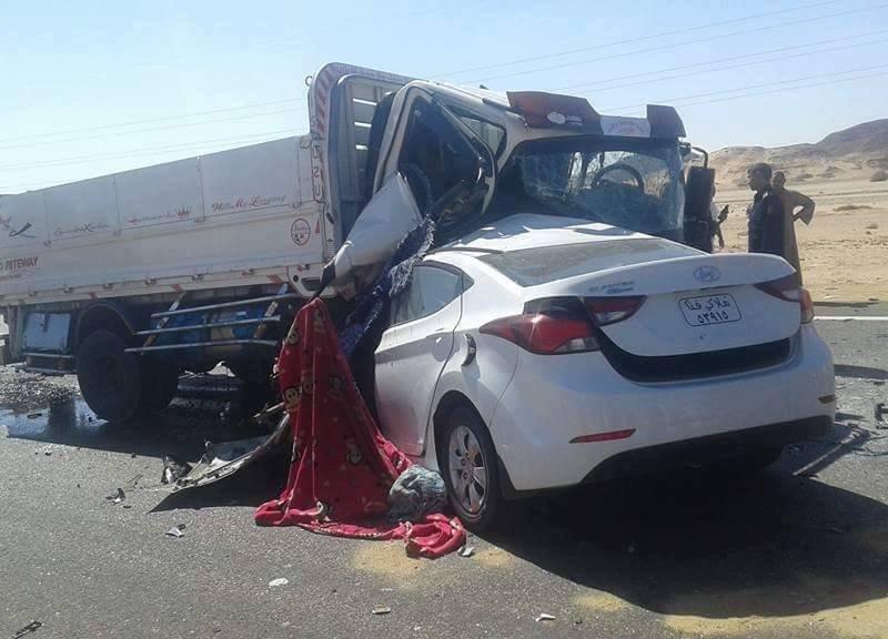 Photo of «الصحة»: وفاة واصابة 38 مواطنًا فى حادث بالطريق الزراعى
