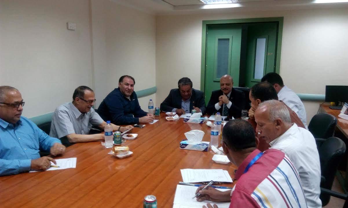 Photo of اجتماع مجلس أمناء مستشفى زفتى العام لمناقشة جدول الأعمال