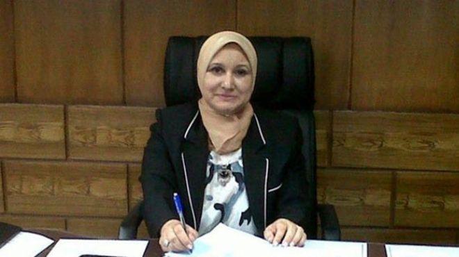صورة تعيين نقيب التمريض عضوًا بمجلس الشيوخ
