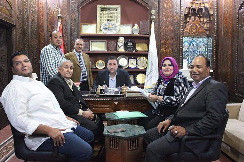 "Photo of ""صيادلة السويس"" يطالبون النقيب العام بالتدخل لحل أزمة النادى"