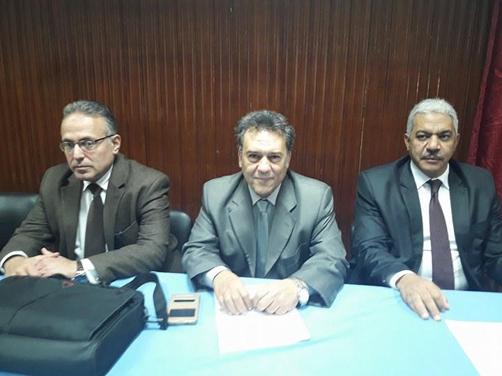 Photo of إنطلاق المؤتمر الدولى الثالث والعشرون لطب الأزهر اليوم