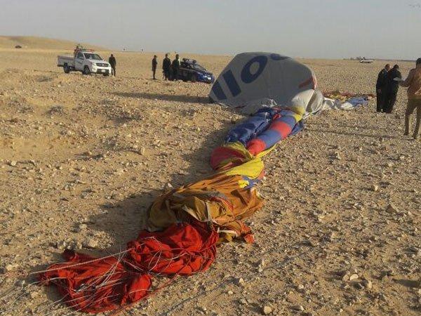 Photo of «الصحة» تعلن عدد الوفيات والإصابات فى حادث سقوط «منطاد» بالأقصر
