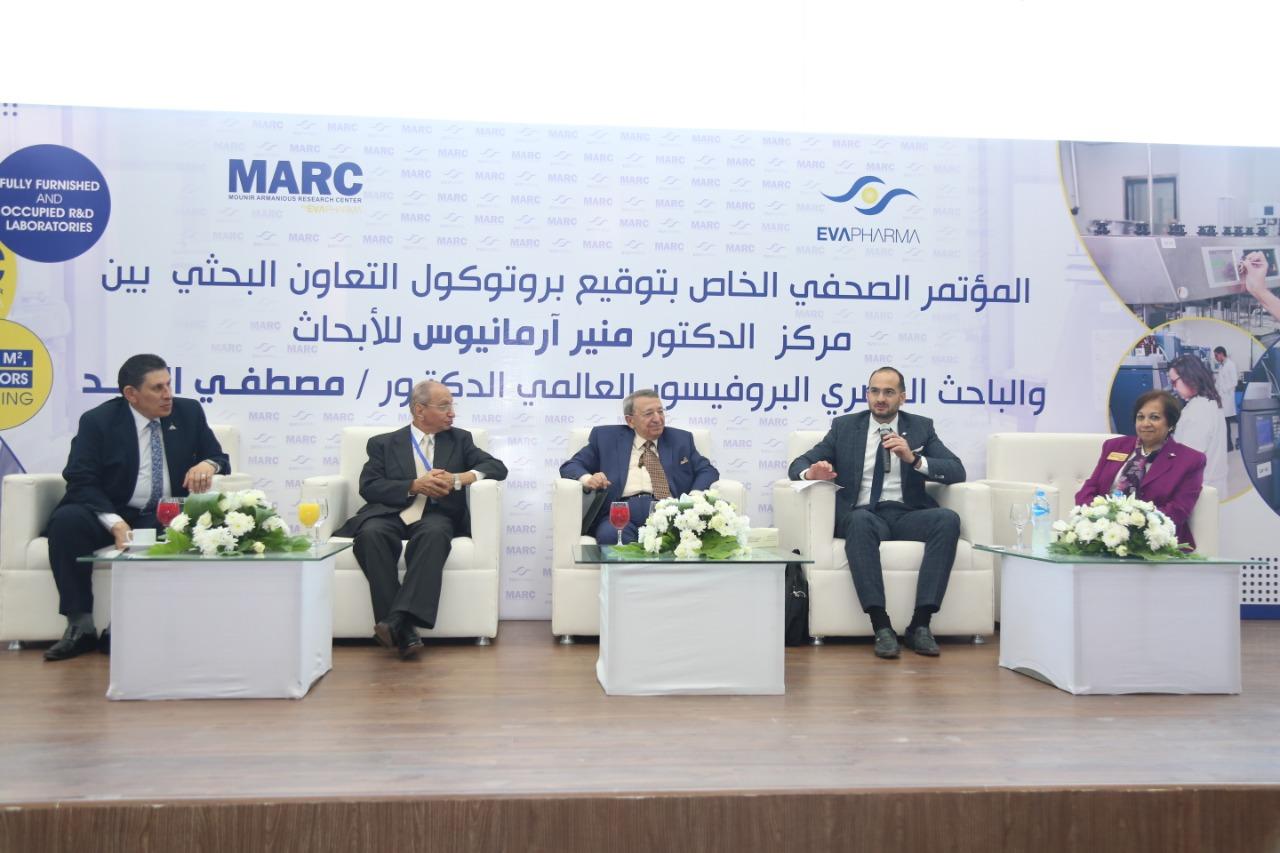 Photo of نائب رئيس جامعة عين شمس: أتوقع أن يكون هناك دواء مصرى خالص خلال 5 سنوات