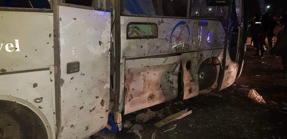 Photo of النائب العام: 4 وفيات فى انفجار الأتوبيس السياحي بالهرم
