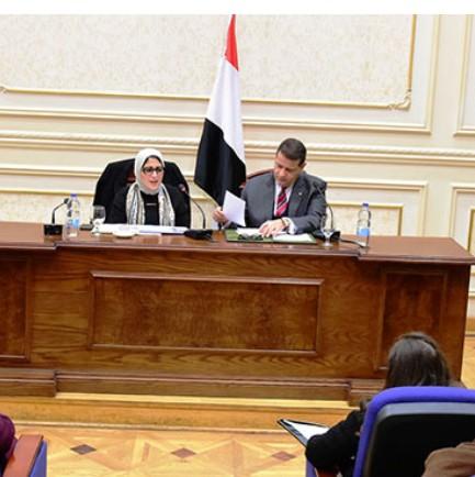 Photo of وزيرة الصحة أمام النواب: نجحنا في توحيد تسجيل الدواء المصري بدول حوض النيل