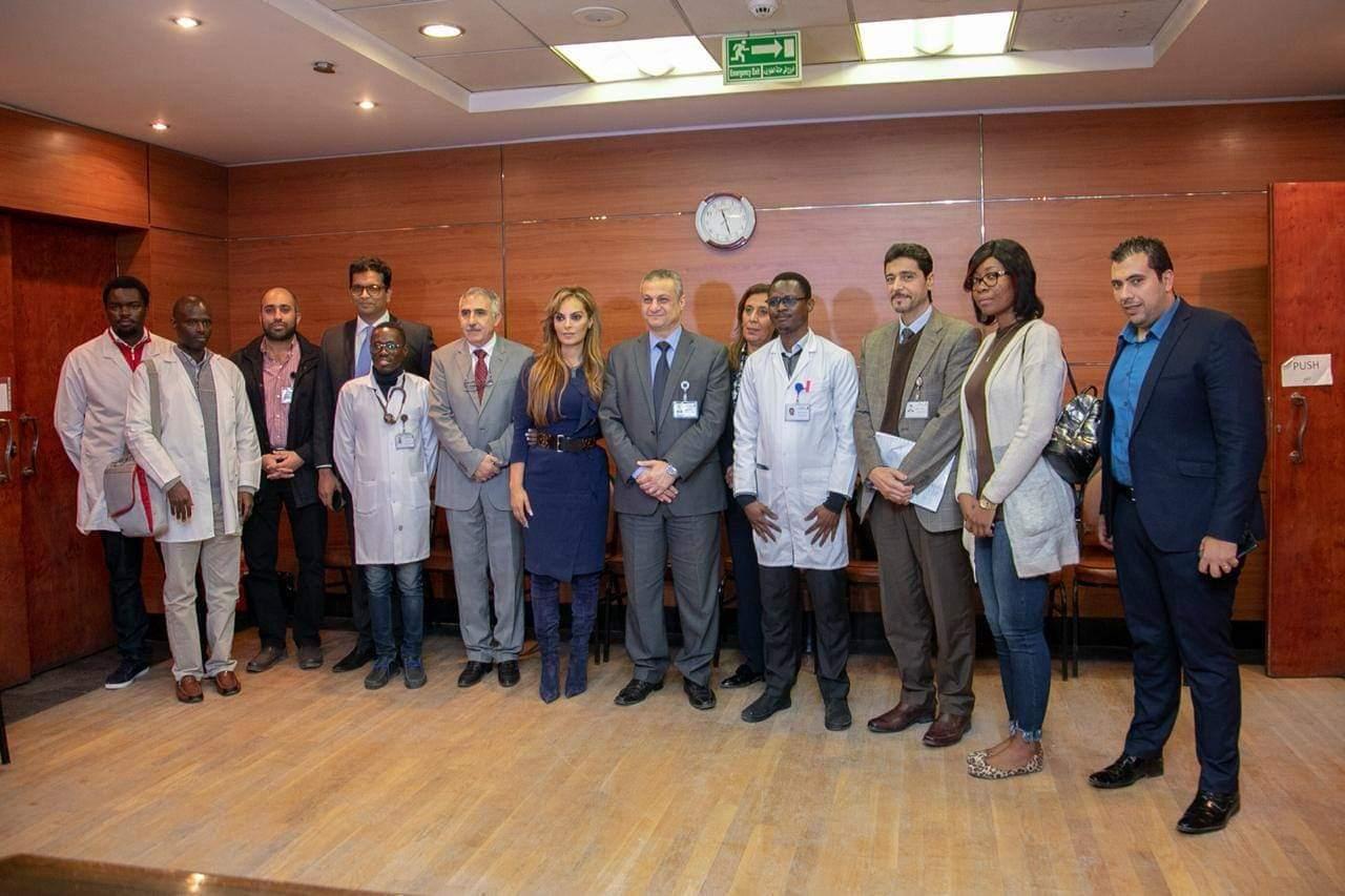 Photo of إنطلاق شراكة مؤسسة ميرك الخيرية مع معهد الأورام لتأسيس علاج لمرض السرطان في القارة الأفريقية
