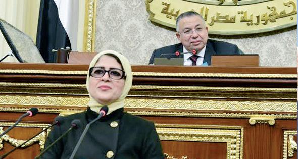 Photo of وزيرة الصحة ترد على اتهامات الاستجواب البرلمانى: اشترينا 100 مصعد للمستشفيات