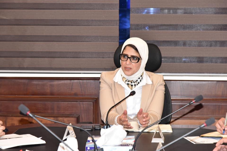 Photo of وزيرة الصحة تتوجه لأمريكا لبحث تدريب الأطباء