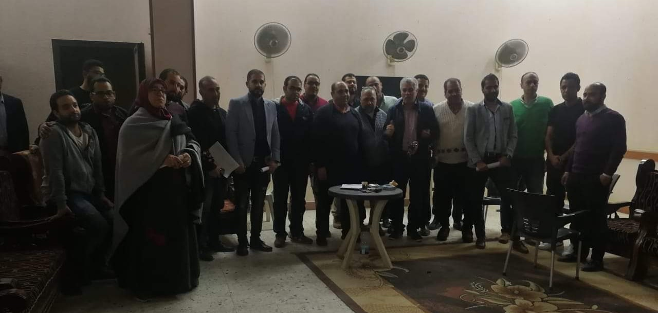Photo of اجتماع طارئ بنقابة أطباء السويس لدعم الطبيب المحبوس احتياطيا