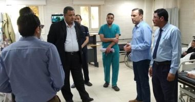 Photo of وكيل صحة الأقصر يتفقد المستشفيات لمتابعة رفع درجة الاستعداد خلال الاستفتاء