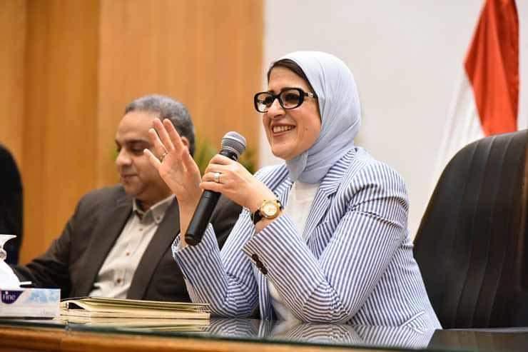 Photo of وزيرة الصحة: ٣ مبادرات صحية جديدة خلال العام الجاري