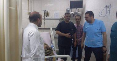 Photo of افتتاح وحدة للغسيل الكلوى بمستشفى التأمين الصحى بالمنيا