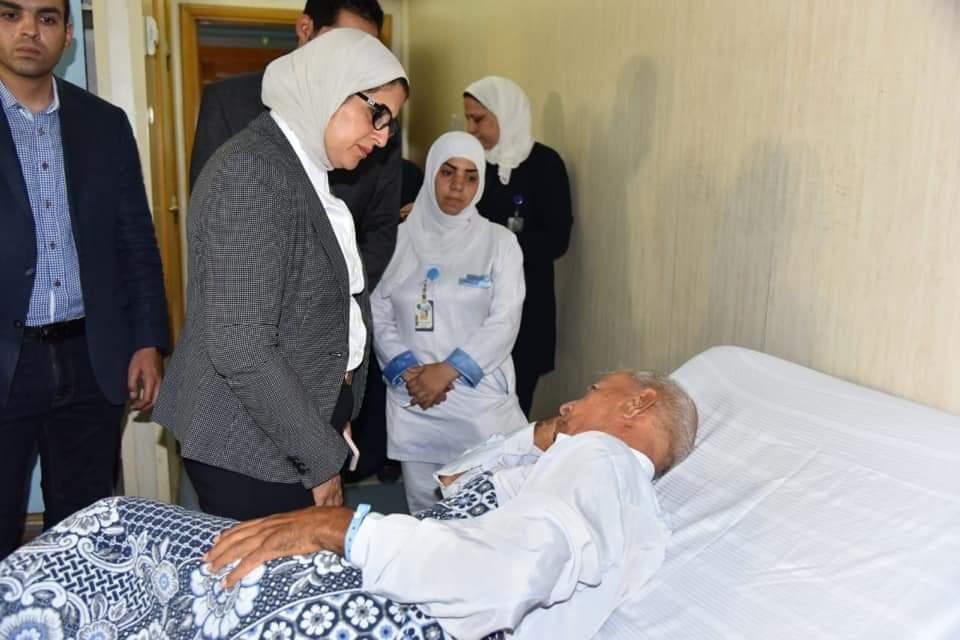 Photo of الصحة: ٢٠ وفاة بينهم ٤ جثث مجهولة في حادث معهد الأورام