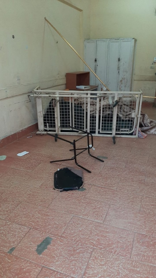 Photo of تفاصيل الاعتداء على طبيب مستشفى حلوان والاصابات التي تعرض لها