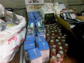 Photo of ضبط أدوية منتهية الصلاحية بصيدليات في شبين القناطر