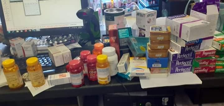 صورة ضبط منشطات وأدوية محظور تداولها فى حملة على الصيدليات