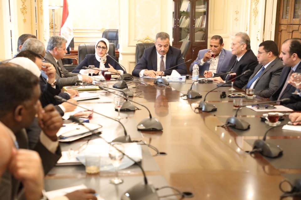 Photo of فشل مطالب سحب الثقة ..البرلمان ينهى مناقشة أول استجواب ضد وزيرة الصحة