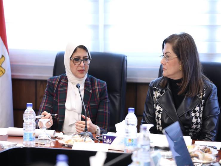 صورة خلال لقائها بوزيرة التخطيط..د.هالة زايد تناقش الخطة الاستثمارية للوزارة للعام المقبل