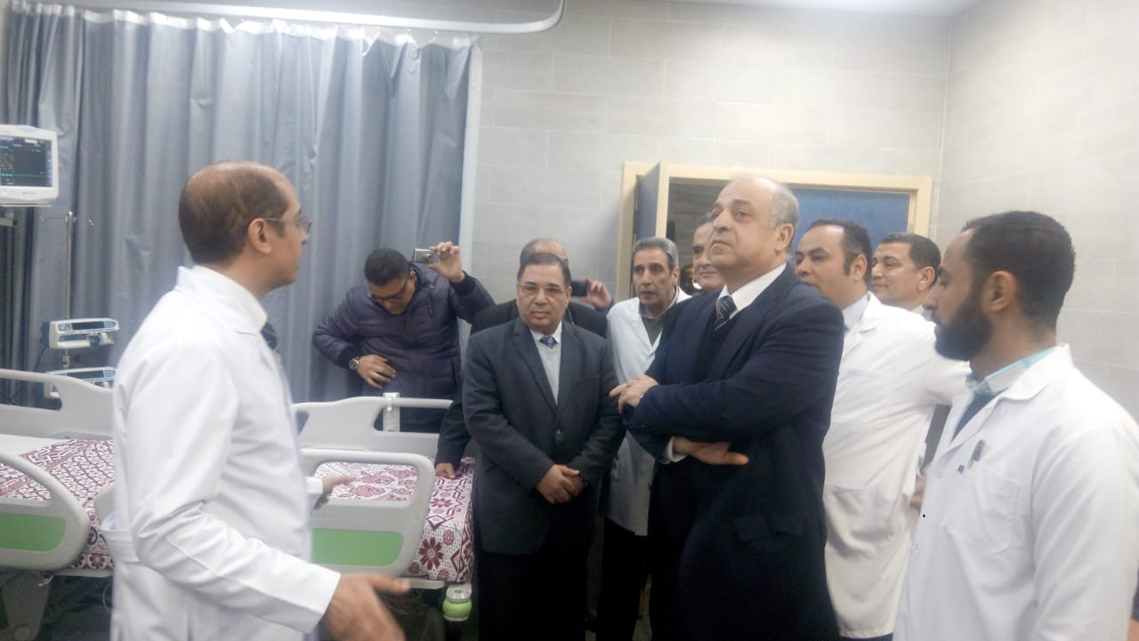 Photo of بالصور .. افتتاح تطوير مستشفى أحمد ماهر التعليمى وزيادة أسرة الاستقبال لـ 42