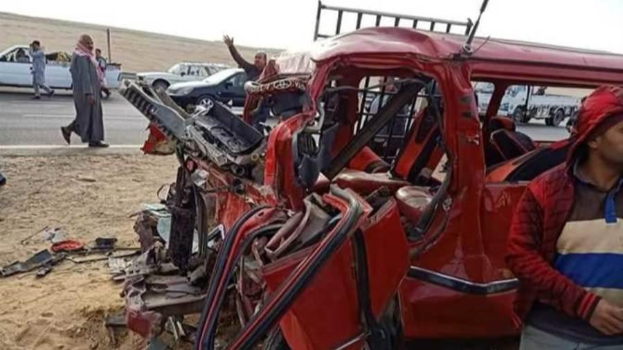 Photo of 7 سنوات حبس للسائق المتسبب فى حادث وفاة طبيبات المنيا
