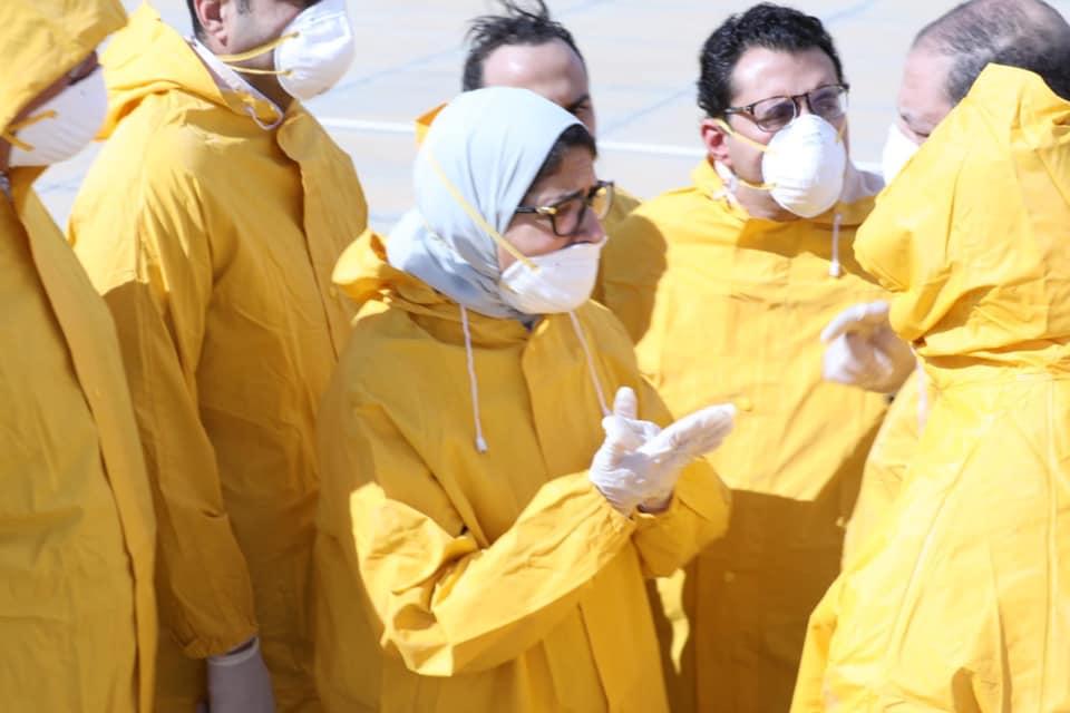 """صورة """"الصحة"""" تكشف عن مصير أول حالة كورونا في مصر"""