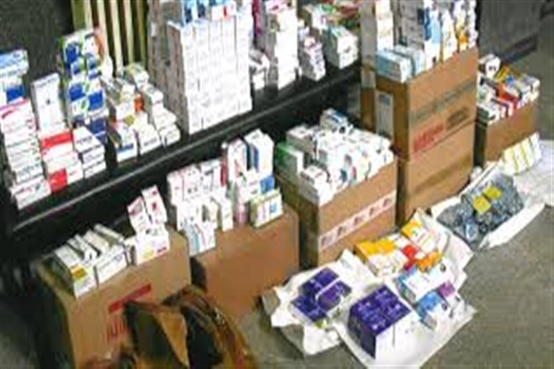 صورة ضبط 6720 عبوة أدوية منتهية الصلاحية ومهربة ومحظور تداولها بالدقهلية