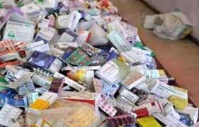 صورة ضبط 637 ألف قرص مخدر وعبوة دواء غير مسجلة بالإسكندرية