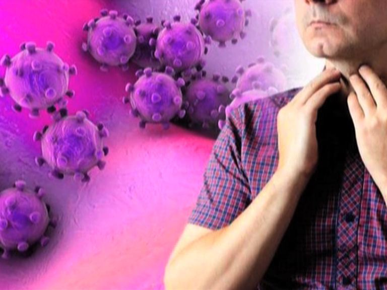 صورة استشاري مناعة: من 3% لـ 5% يحملون فيروس كورونافي الحلق دون أعراض