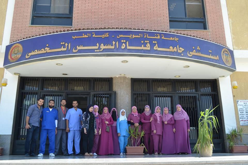 Photo of مدير مستشفيات جامعة قناة السويس: إصابة 10 من الطاقم الطبي بفيروس كورونا