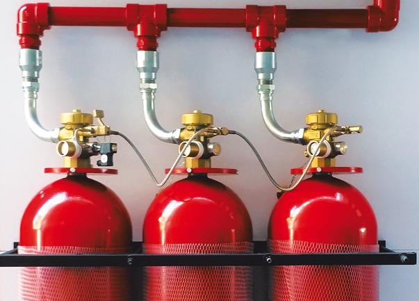 صورة استعدادا لحرائق الصيف.. انتاج معدات إطفاء حديثة ومطابقة لمعايير السلامة