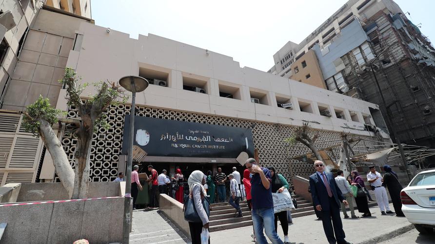 Photo of جامعة القاهرة: ننتظر نتائج تحاليل 800 من المخالطين للمصابين بمعهد الأورام