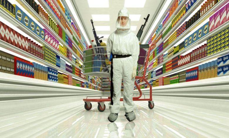 التسوق الامن في زمن الكورونا