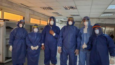 Photo of المستشفيات التعليمية: خروج 18 مصابًا بكورونا بعد تعافيهم بمستشفى الأحرار