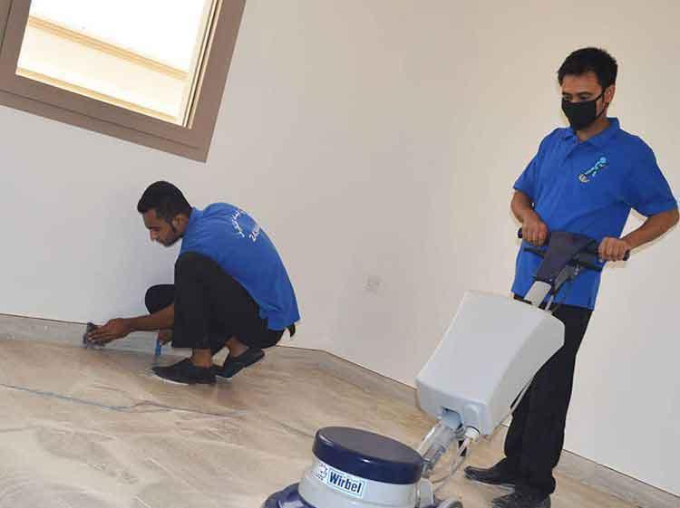 شركات تنظيف منازل بالسعودية
