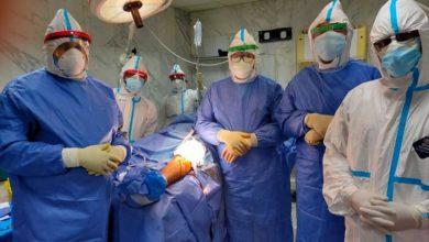 Photo of بطولات المستشفيات التعليمية.. 3عمليات لمصابين كورونا بدمنهور وانقاذ مصاب غرغرينا بالساحل