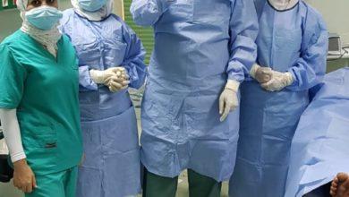 Photo of فريق طبي ينجح فى اعادة النور لمريض «كورونا» بـ «سوهاج التعليمي»