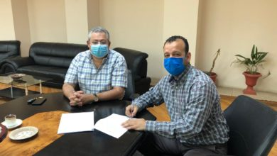 "Photo of «عين شمس» تُطلق مبادرة ""عيادة آمنة"" لتطهير 1000 عيادة أسنان لمواجهة «كورونا»"