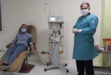 Photo of الصحة: يمكن للشخص التبرع بالبلازما 12 مرة في العام الواحد