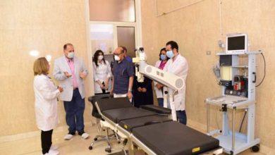صورة افتتاح مستشفى رمد أسيوط بعد تطويرها بتكلفة 12 مليون جنيه