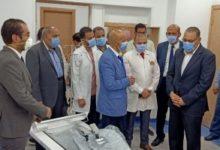 Photo of تدشين جهاز الأشعة المقطعية بمستشفى صدر الزقازيق بتكلفة 4 ملايين جنيه