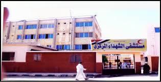 صورة اشتباك بالأيدي بين طبيب ومدير مستشفى الشهداء بالمنوفية