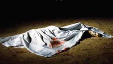 صورة طبيب يقتل زوجته الطبيبة ب 11 طعنة