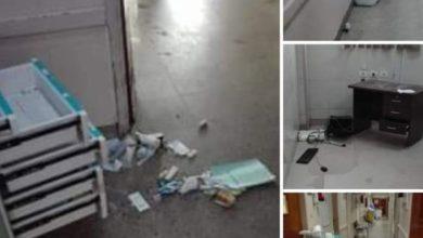 Photo of إعتداء على مستشفى أسيوط الجامعي من أهالي مريض توفى بفيروس كورونا