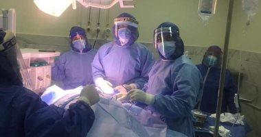 Photo of مستشفى الأحرار تجرى بنجاح جراحة تفريغ لنزيف بالمخ لمصاب كورونا عمره 75 سنة